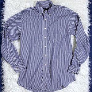 🔵2/$20 Brooks Brothers Button Front Dress Shirt